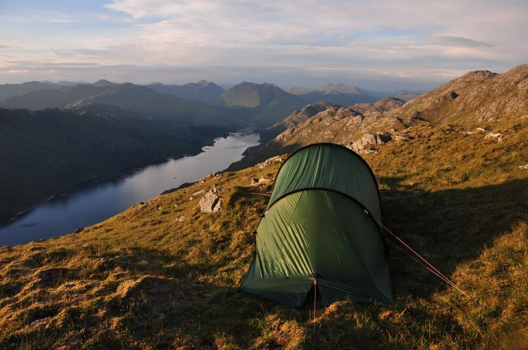 02 Jul Meall nan Creag Leac Nallo camp pitch u