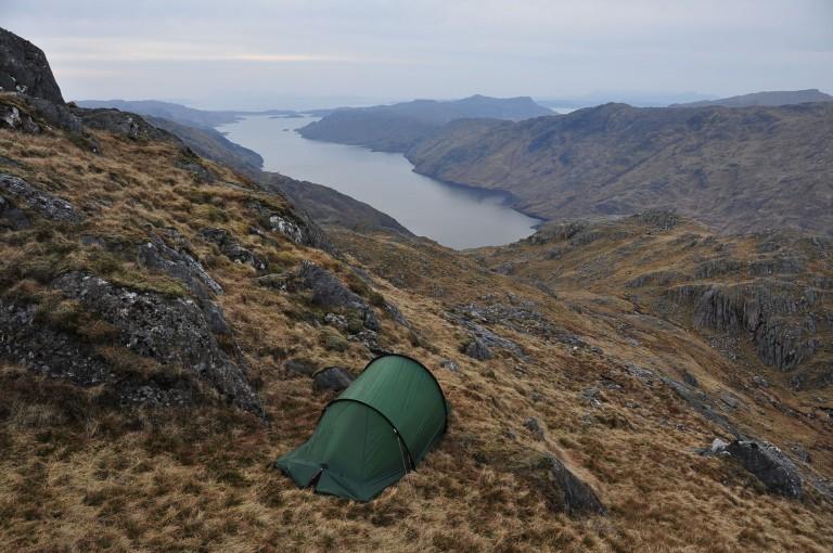 24 Mar An Stac summit Nallo camp a