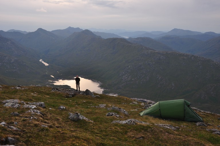30 Jul Sgurr Mor summit with Nallo s