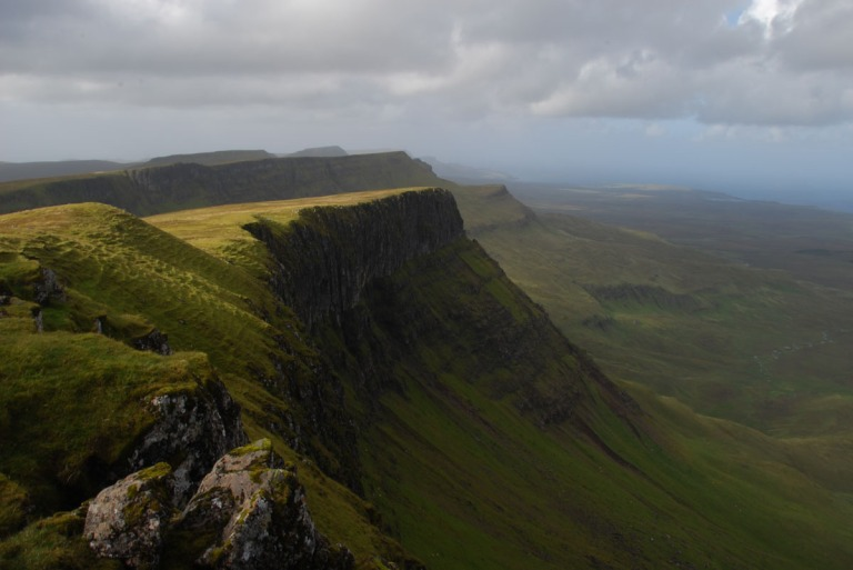 25 Aug Trotternish ridge from Hartaval i